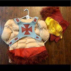 He-Man Halloween Costume